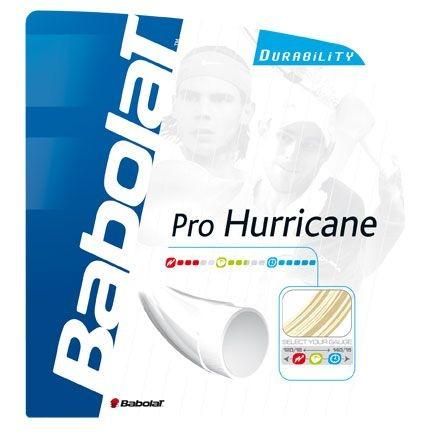 Babolat Pro Hurricane String 17G Natural