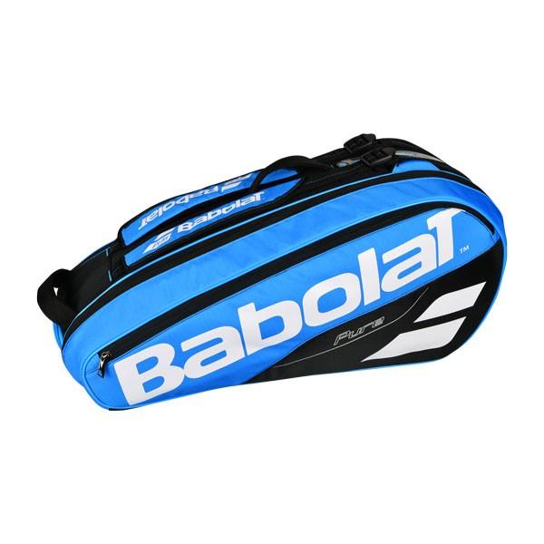 Babolat Pure 6 Pack Tennis Bag - Blue - 2018
