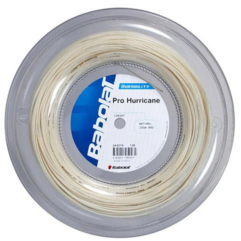 Babolat Pro Hurricane Reel 16G Natural