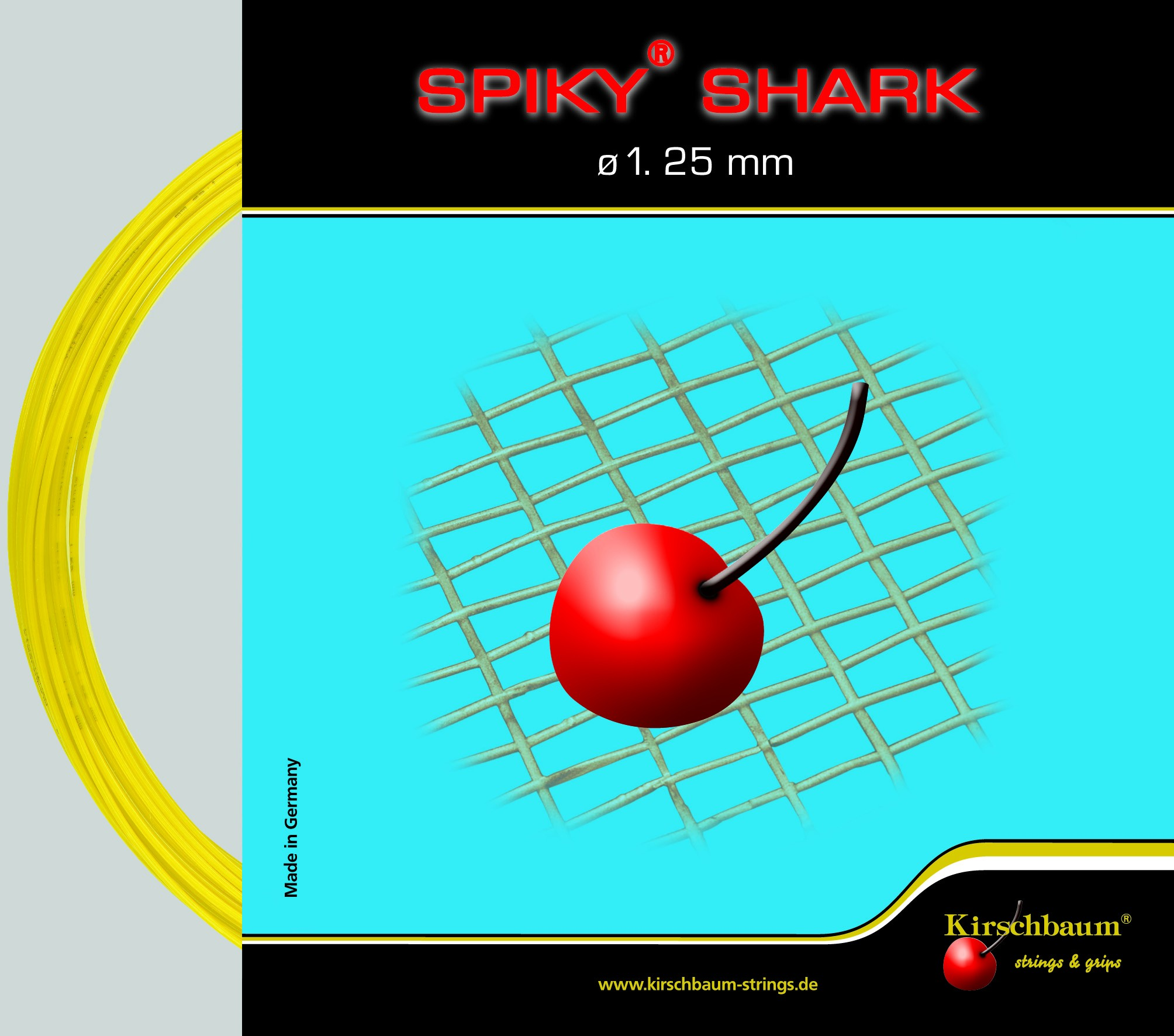Kirschbaum Spiky Shark String 17G