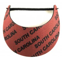 South Carolina Foam Coil Visor