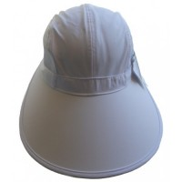 Cushees Cotton Scoop Hat with Mesh