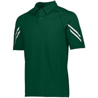 Holloway Flux Polo Green