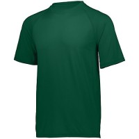 Holloway Swift Wicking Shirt Dark Green