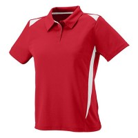 LADIES PREMIER POLO Red