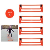 Adjust-A-Hurdle - Set of 4