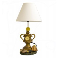 Antique Tennis Table Lamp