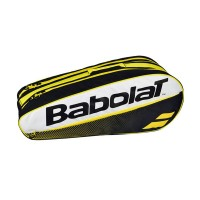 Babolat Club Line Classic 6 Racket Holder - Yellow