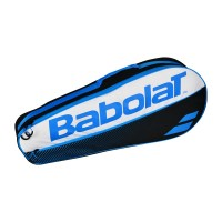 Babolat Club Line Essential 3 Racket Holder - Blue - 2018