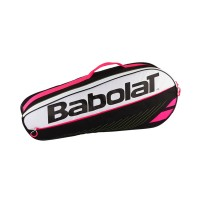 Babolat Club Line Essential 3 Racket Holder - Pink - 2018
