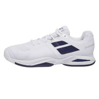 Babolat Propulse Blast AC Men's - White/Estate Blue