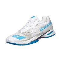 Babolat Jet All Court - Men's - White/Blue