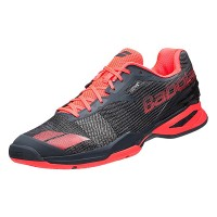 Babolat Jet All Court - Men's - Grey/Red