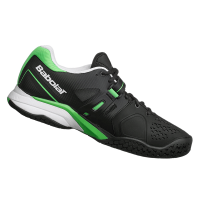 Babolat Propulse BPM All Court Mens Wimbledon Black/Green