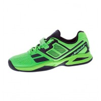 Babolat Propulse BPM All Court Juniors Lime/Black - Size 4 Only