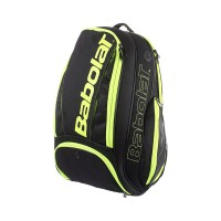 Babolat Pure Backpack Tennis - Black/Yellow - 2017