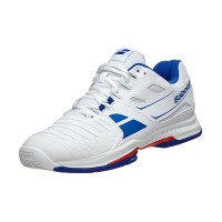 Babolat SFX2 All Court - Men's - White/Blue
