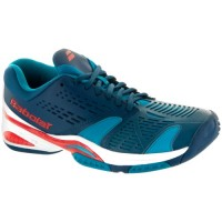 Babolat SFX All Court Men's Blue/Red/Teal