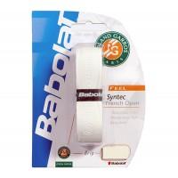 Babolat Syntec Grip French Open White