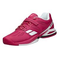 Babolat Propulse BPM All Court Women's - Cherry Pink/White