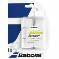 Babolat Zeoclean Overgrip White