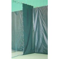 Tennis Curtain 18 oz