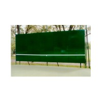 Bakko Backboard Economy Flat 8' x 20' - 5 Panel