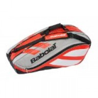 Babolat Club Line 6 Racquet Bag Red