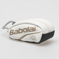 Babolat Wimbledon Key Ring White