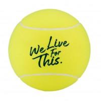 "Babolat ""We Live For This"" Midsize Jumbo Ball Yellow"