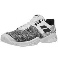 Babolat Propulse Blast AC White/Black Men's Shoes