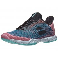 Babolat Jet Tere Blue/Pink Women's Shoes