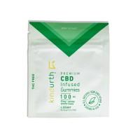 Premium CBD Gummies 4-Count Pouch (THC Free)