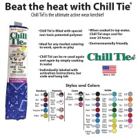 Chill Tie Cooling Wrap Kerchief