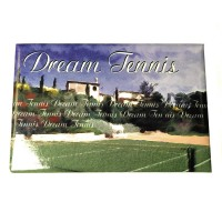 "Tennis Magnet ""Dream Tennis"""