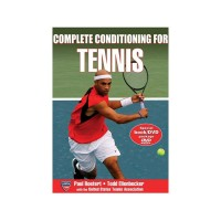 Conditioning For Tennis - Book with DVD