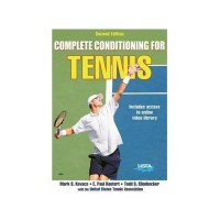 Conditioning For Tennis - 2nd Edition - Book with Online Library Access