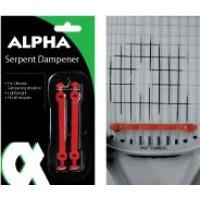 Alpha Serpent Dampener-2 Per Pack