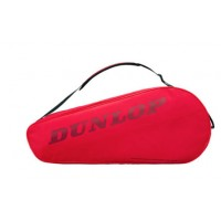 Dunlop CX Club 3 Pack Tennis Bag - Red