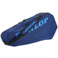 Dunlop CX Club 3 Pack Tennis Bag - Navy