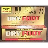 Dry Foot Cream