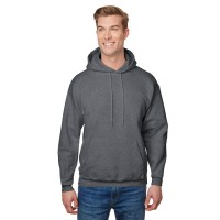 Hanes Adult 9.7 oz. Ultimate Cotton® 90/10 Pullover Hood- 13 colors Available