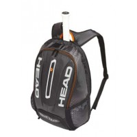 Head Tour Team Backpack - Black / Silver