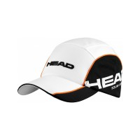 Head Tour Team Cap - White/Black
