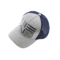 Head Trucker Tennis Cap - Grey-Navy