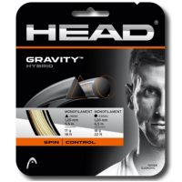 Head Gravity 17G/18G Hybrid - White/Anthracite