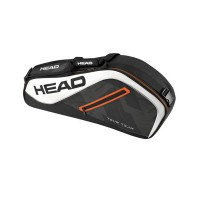 Head Tour Team 3R Pro Tennis Bag - Black/White - 2017