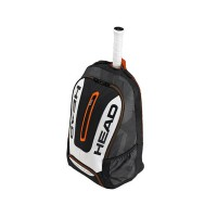 Head Tour Team Tennis Backpack - Black/White - 2017