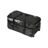 Head Tour Team Travel Tennis Bag - Black and Silver - 2018