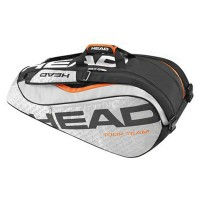 Head Tour Team 9 Pack Supercombi Silver/Black/Orange